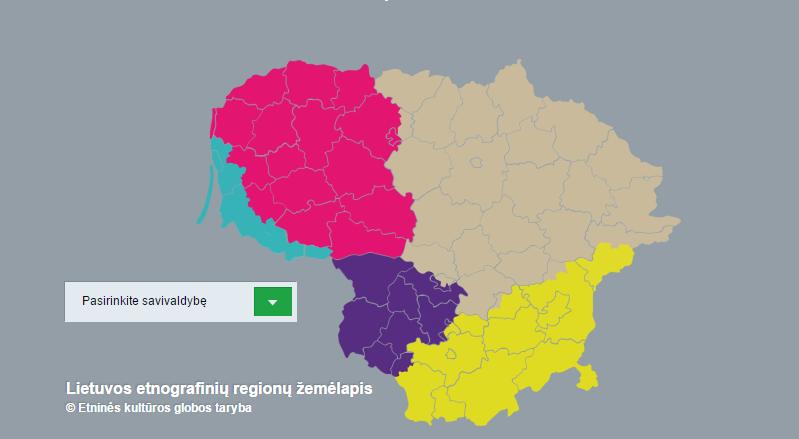 Regia žemėlapiai iškantiems žemės ūkio ir miško paskirties plotų.
